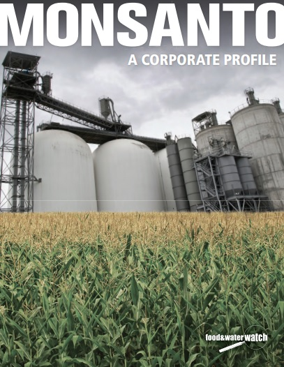 Monsanto: A Corporate Profile