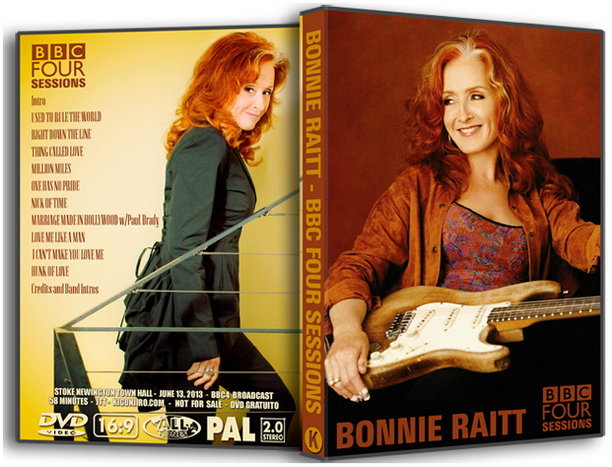 BBC Four Sessions - Bonnie Raitt 2013