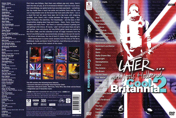 Cool Britannia 2 - Later... with Jools Holland 1994