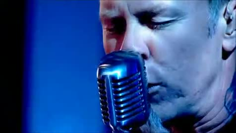 Metallica - Later... with Jools Holland 2008