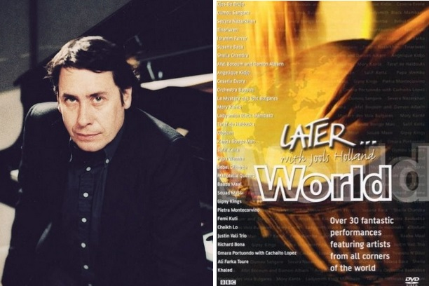 World - Later... with Jools Holland 2005
