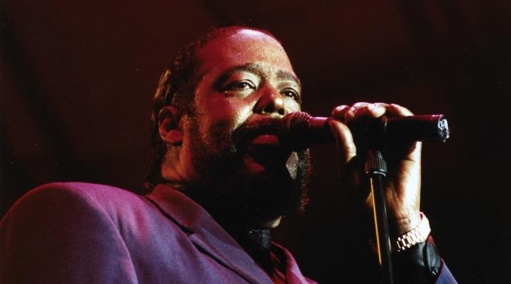 Barry White - The Man And His Music, Thessaloniki/Greece