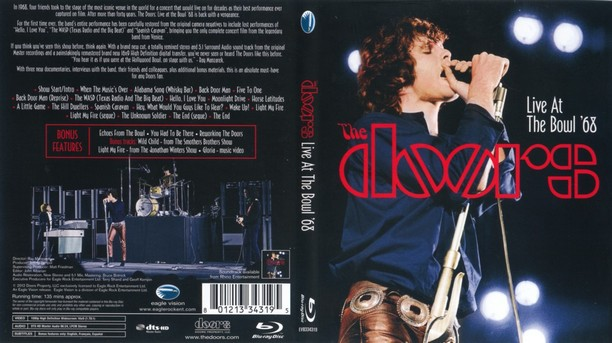 The Doors Live - Hollywood Bowl 1968