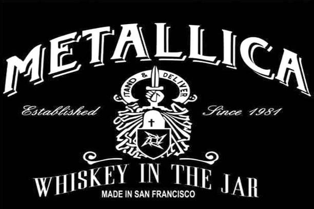 Metallica - Whiskey In The Jar