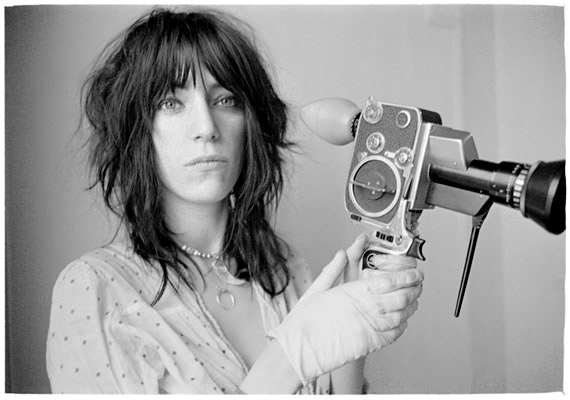 Patti Smith - Because The Night (Later with Jools Holland 2002)
