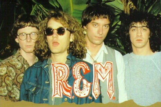 R.E.M. - Live On The Tube (1983)