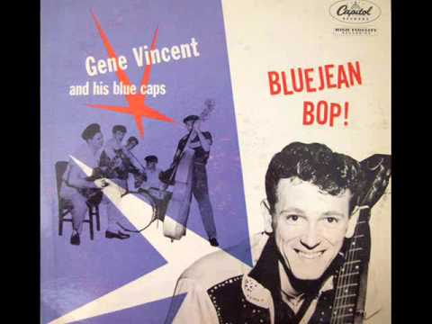 Gene Vincent And His Blue Caps Feat. Cliff Gallup - Be-Bop-A-Lula, Live 1956