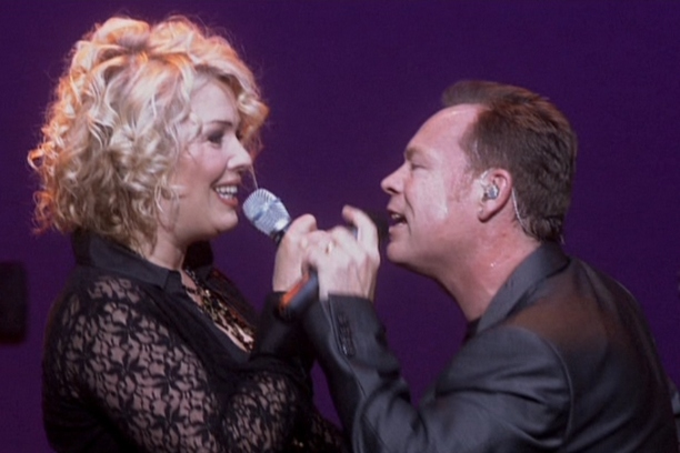 Kim Wilde and UB40 singer Ali Campbell - I Got You Babe