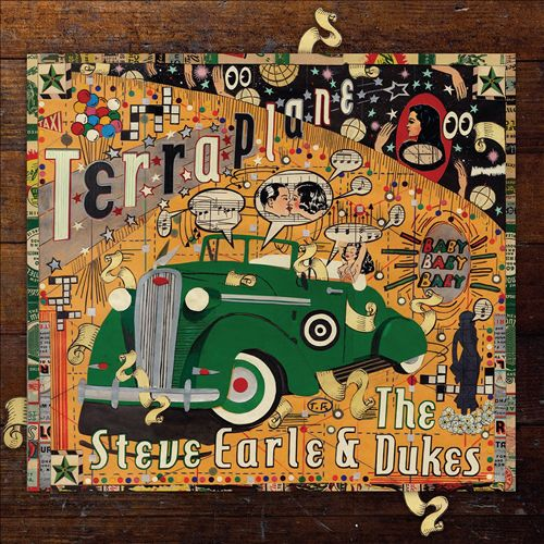 Steve Earle - You're The Best Lover That I Ever Had (David Letterman)