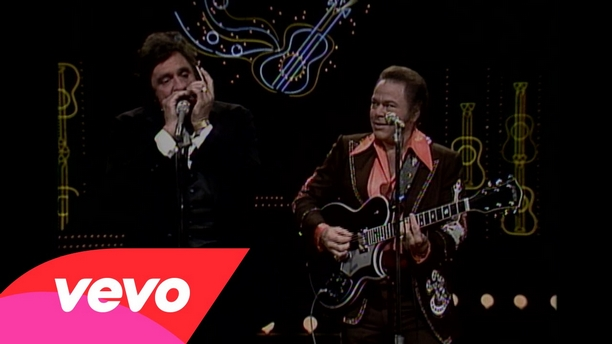 Johnny Cash & Roy Clark - Orange Blossom; Gene Autry Medley; Christmas; Comedy, In The Summer Time + Instrumental