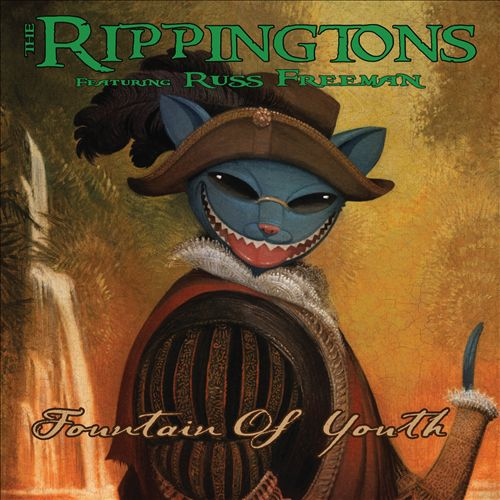 The Rippingtons - Fountain of Youth (Album 2014)