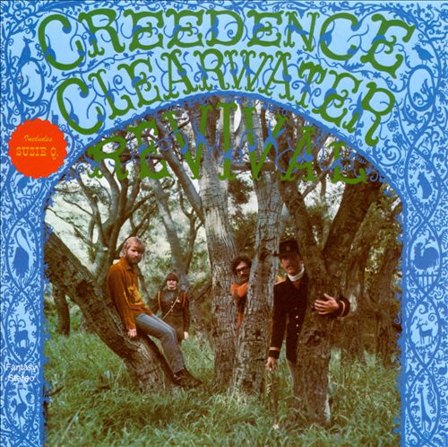 Creedence Clearwater Revival - First Album (1968)