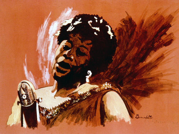 Ella Fitzgerald - Biography, narrated by Tony Bennett