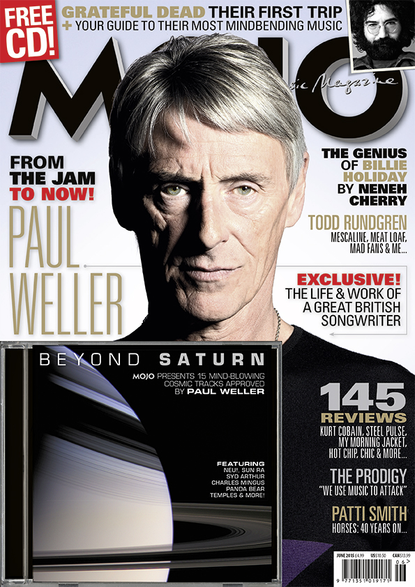 Paul Weller - White Sky; Saturns Pattern