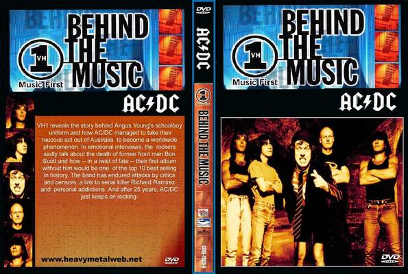 ACDC - Behind The Music