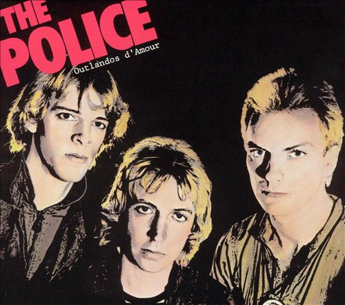 The Police - Outlandos d'Amour (Album 1978, Remastered 2003)
