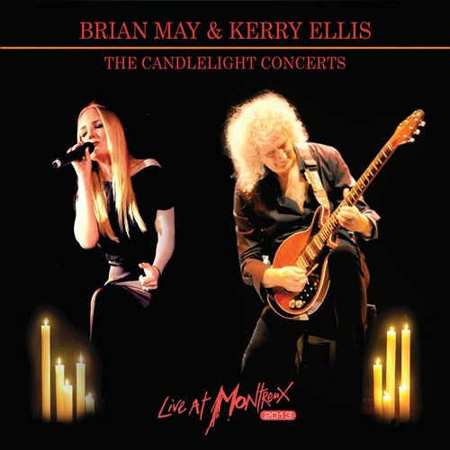 Brian May & Kerry Ellis - The Candlelight Concerts, Live At Montreux 2013