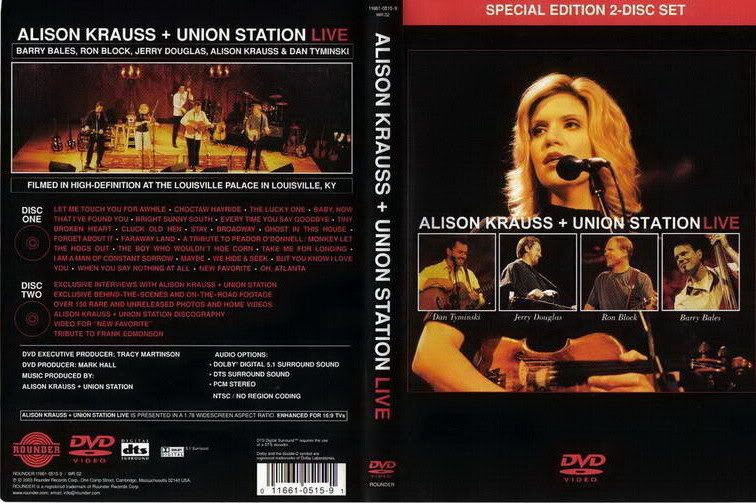 Alison Krauss & Union Station - Live Louisville 2002