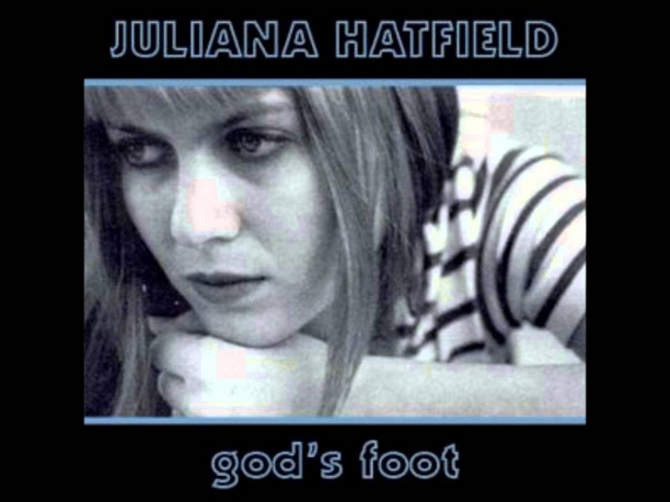 Juliana Hatfield - God's Foot (Unreleased Album 1996)