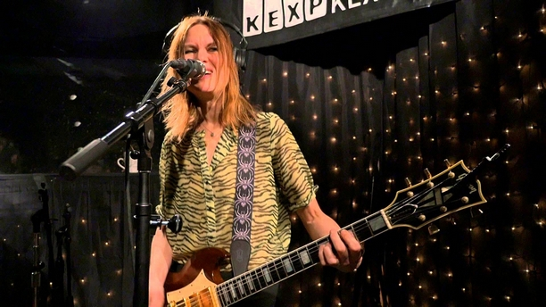 The Juliana Hatfield Three - Live on KEXP; Live in San Francisco