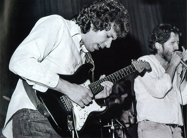 Paul Butterfield & Mike Bloomfield - Reunion Boston 1971