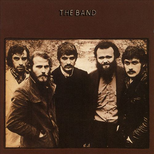 The Band - The Band (Album 1969)