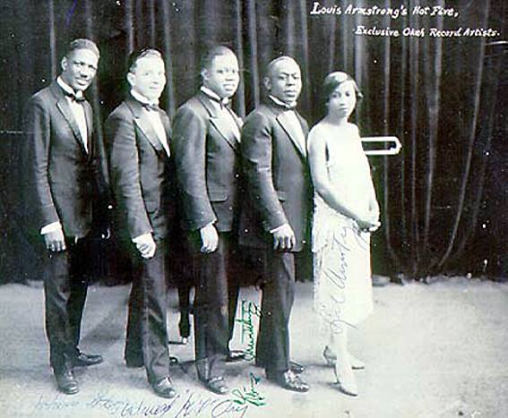 Louis Armstrong - The Hot Fives vol. I & II (1925, 1926)