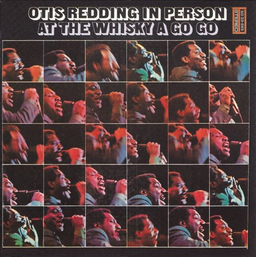 Otis Redding - In Person at the Whisky a Go Go (Album 1968)