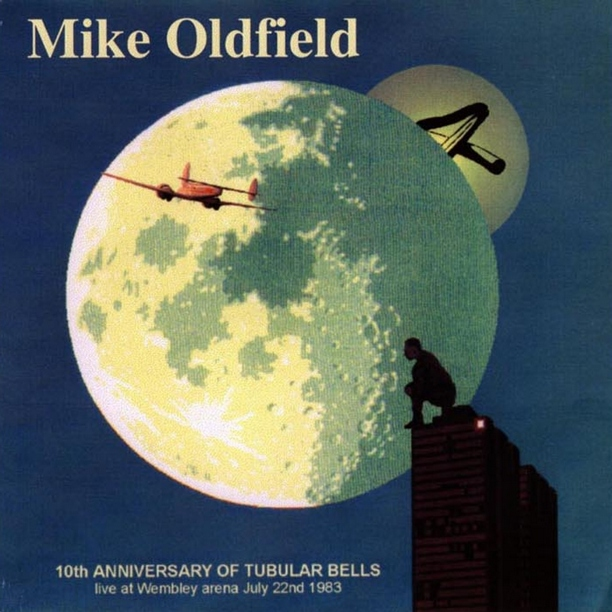 Mike Oldfield - Live At Wembley Arena 1983