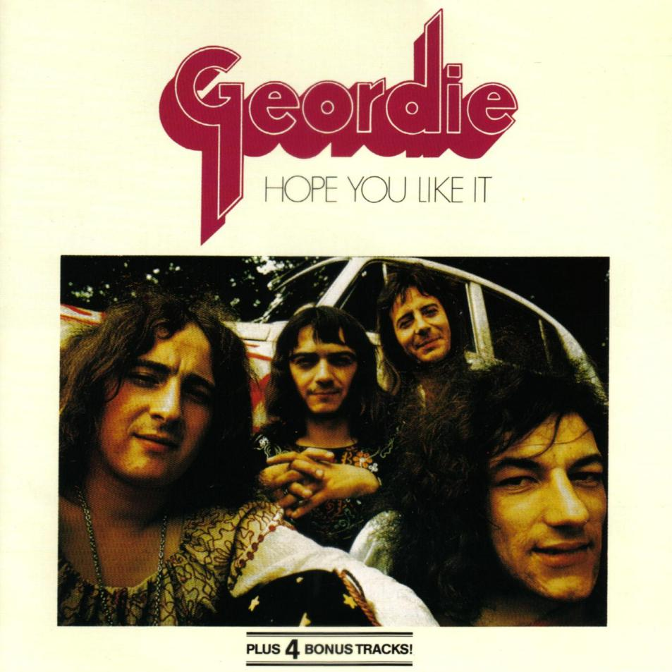 Geordie (with Brian Johnston) - Hope You Like It (Album 1973)