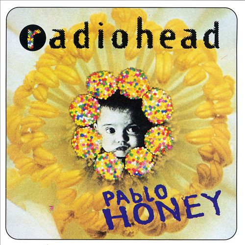 Radiohead - Pablo Honey (Album 1993)