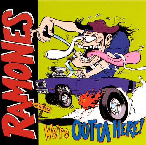 The Ramones - We're Outta Here (Album 1997)