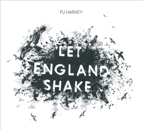 PJ Harvey - Let England Shake (Album 2011)