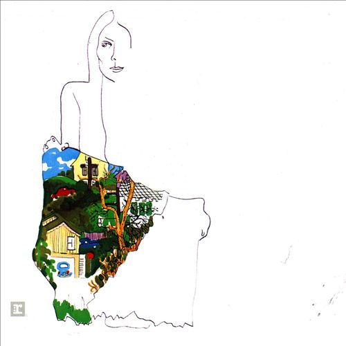 Joni Mitchell - Ladies of the Canyon (Album (1970)