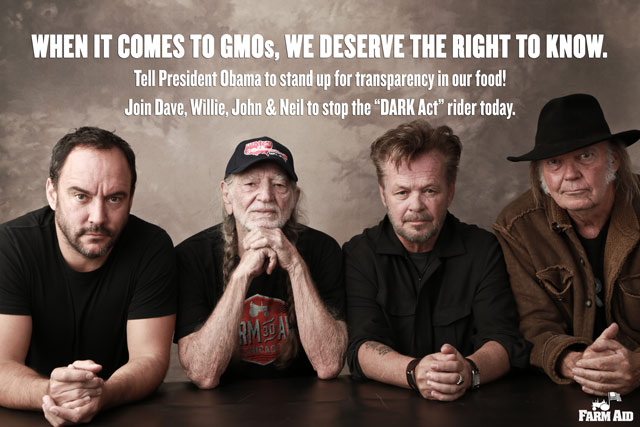 Tell President Obama: Stand up for transparency in our food!