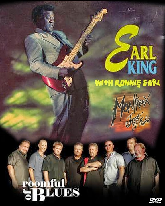 Earl King & Roomful of Blues - Montreux Jazz Festival 1987