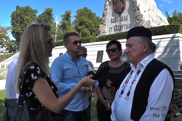 Intervju na Tekerišu 2016 (VIDEO)