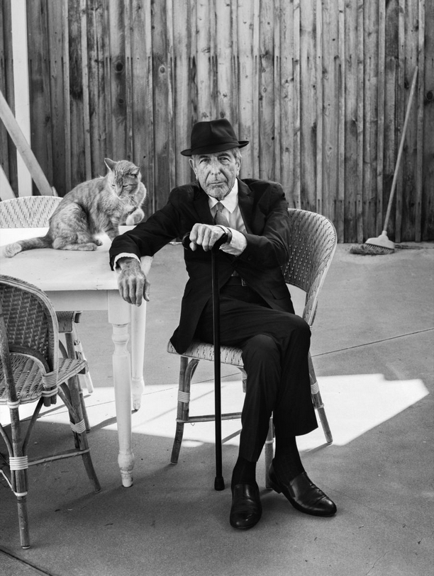 Leonard Cohen: A Final Interview - The New Yorker