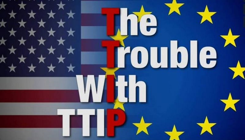 TTIP propao, Tramp ne obožava ni STO (VIDEO: The Trouble With TTIP)