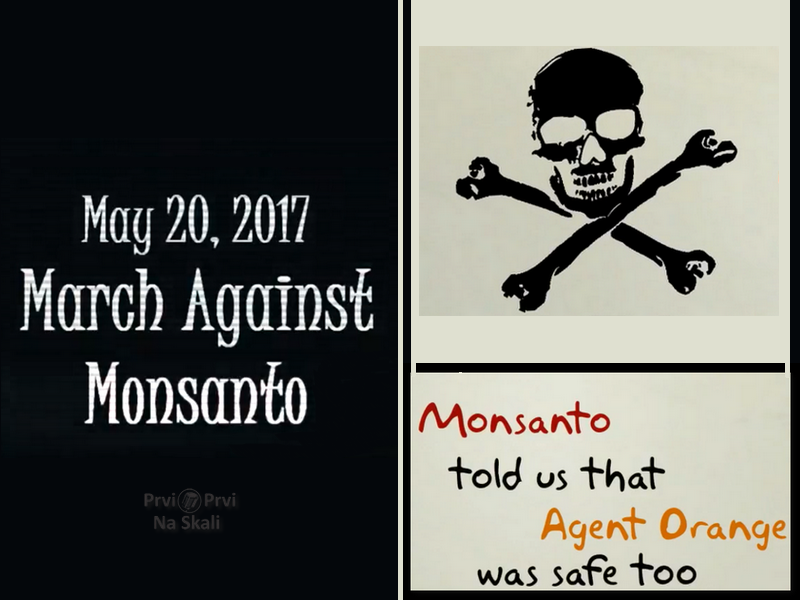 March Against Monsanto - May 20, 2017