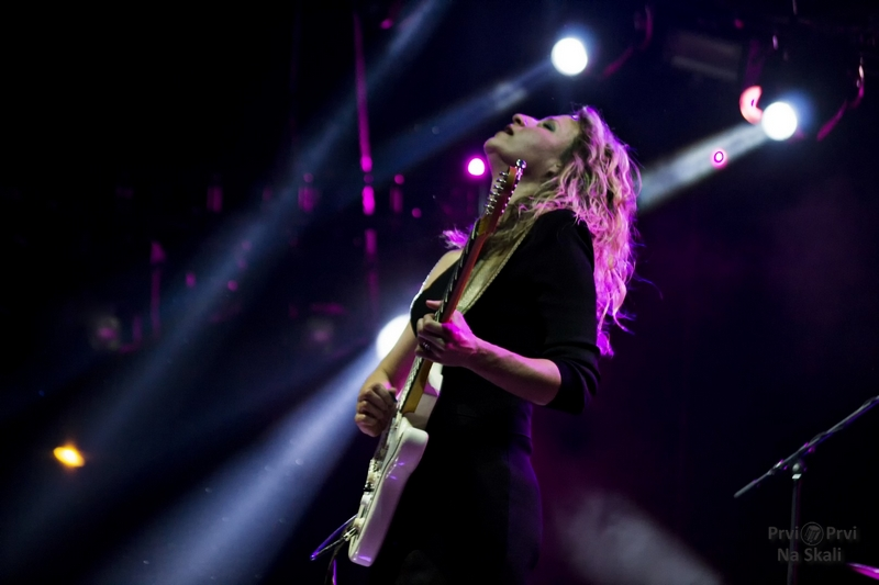Ana Popović - Can You Stand The Heat (Arsenal fest 07)