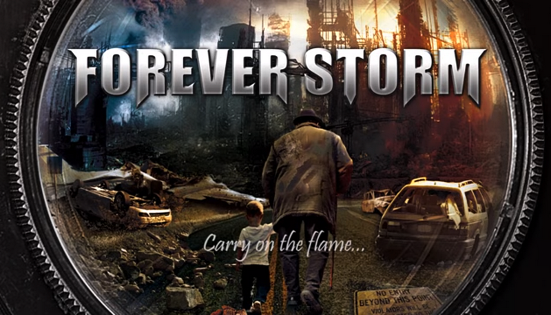 Forever Storm - Carry On The Flame