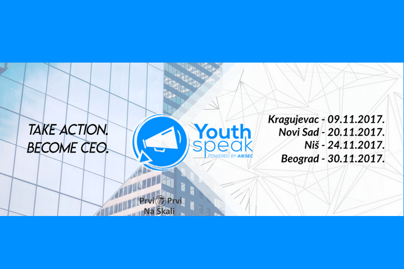 Konferencija Youth speak forum