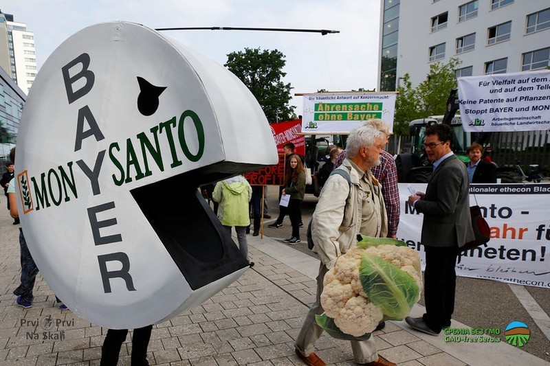 Los Angeles County sues Bayer's Monsanto over PCB contamination