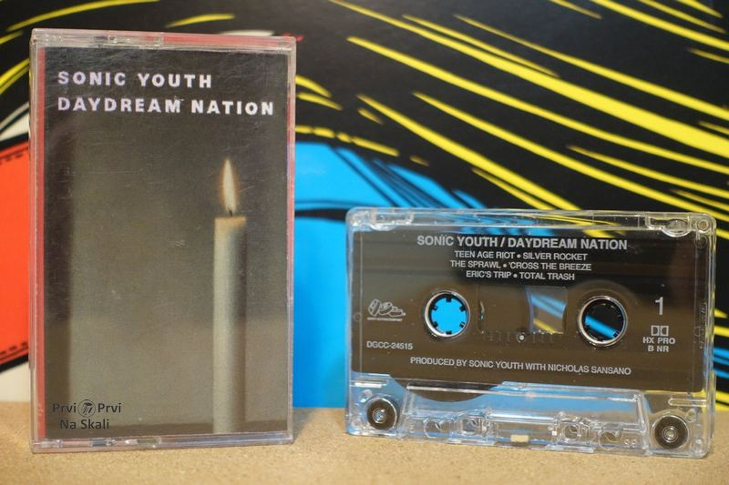 Sonic Youth - Daydream Nation (Album 1988)