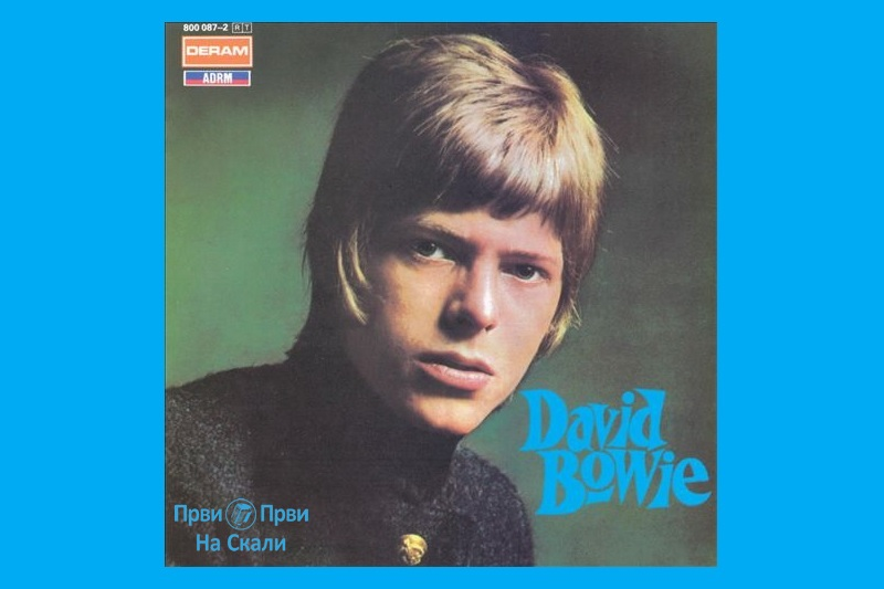 David Bowie - David Bowie (Album 1967)