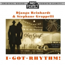 Django Reinhardt & Stephane Grappelli - I Got Rhythm (Album)