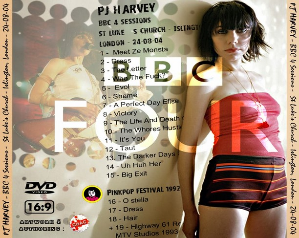 PJ Harvey - BBC 4 Session 2004