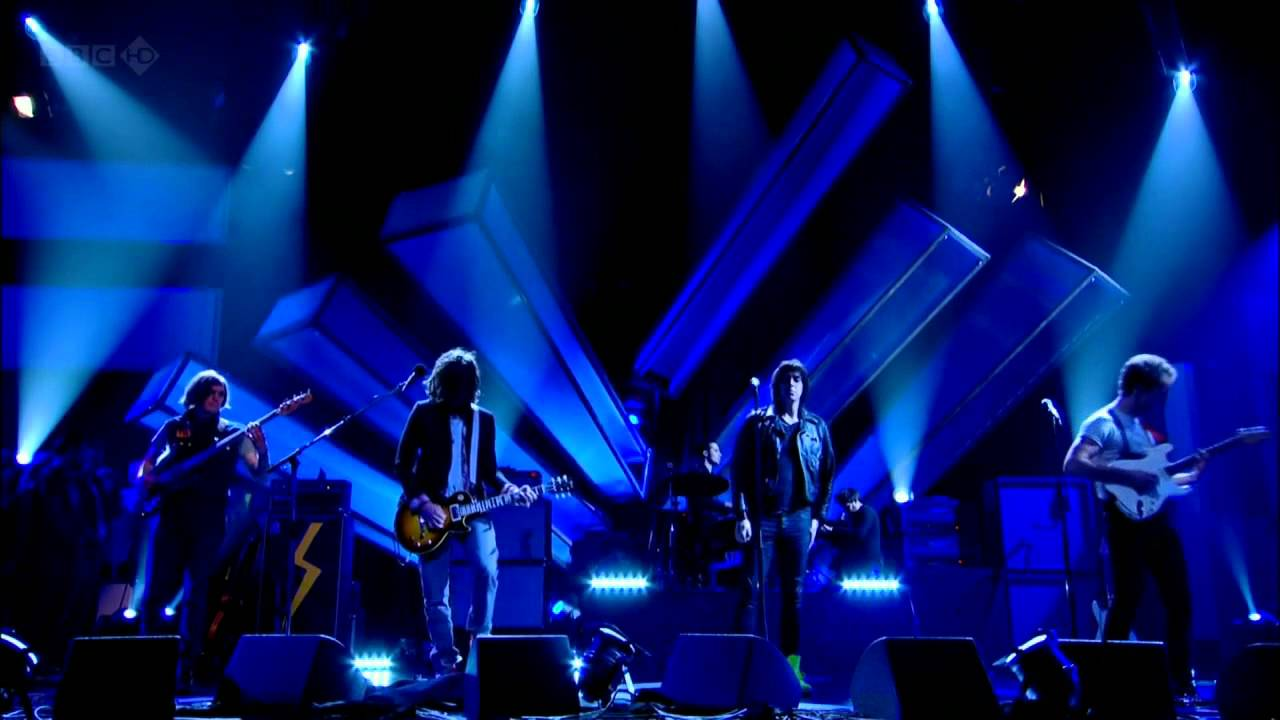 The Strokes - Later... with Jools Holland 2011