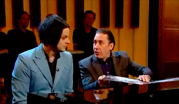 Jack White -  Later... with Jools Holland 2012